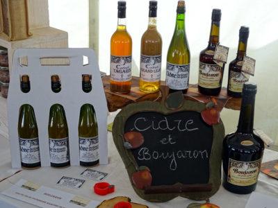 nos bouteilles